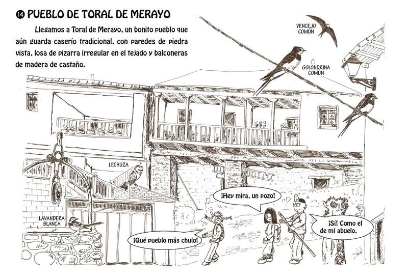 Pueblo de Toral de Merayo